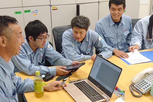 電気工事技術者(施工管理)■新卒