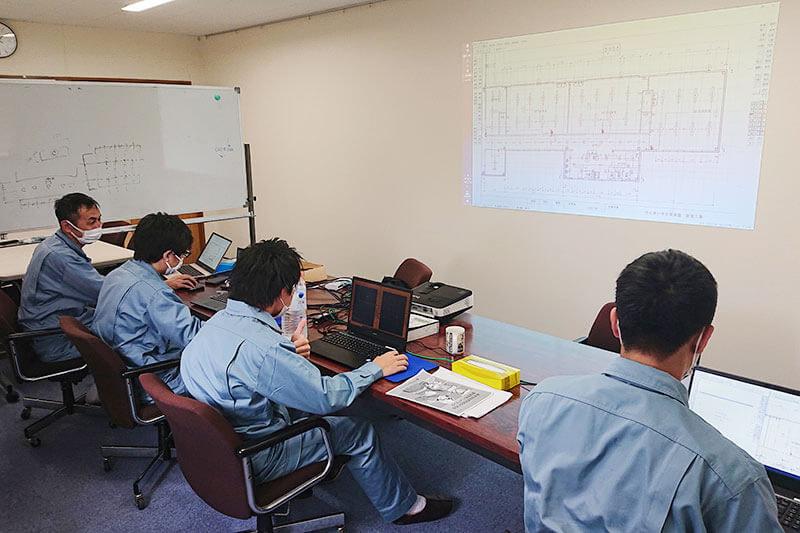 [正社員]電気工事技術者(施工管理)■新卒